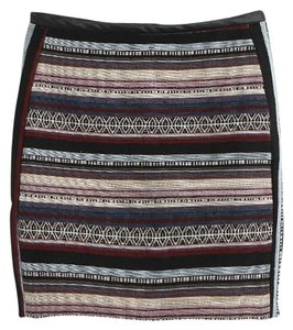 Unknown Mini Skirt Multi