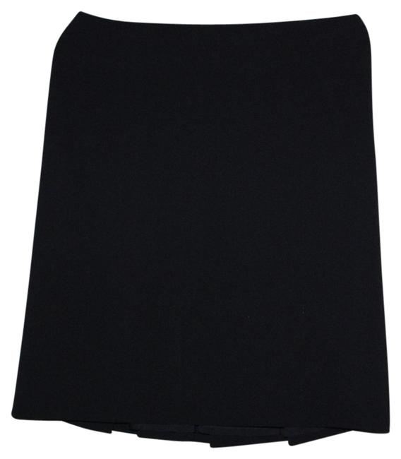Preload https://item1.tradesy.com/images/la-via-18-black-wool-pleated-a-line-size44-knee-length-skirt-size-10-m-31-9654295-0-1.jpg?width=400&height=650