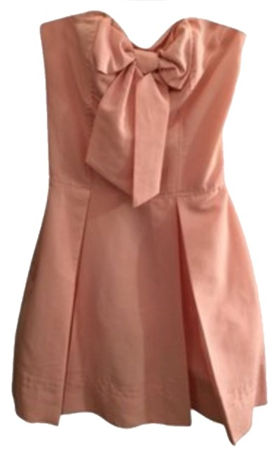 Preload https://item4.tradesy.com/images/luella-bartley-for-target-pink-above-knee-cocktail-dress-size-4-s-9654433-0-1.jpg?width=400&height=650