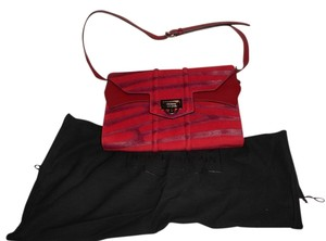 Reece Hudson Dramatic Design Made Convertible Shoulder Bag
