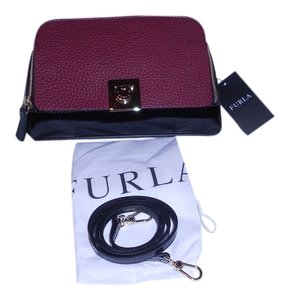 Furla Dramatic Design Made Convertible Cross Body Bag