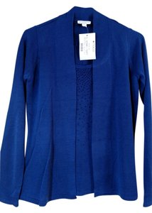 Charter Club New With Tags Petite Crystals Cardigan