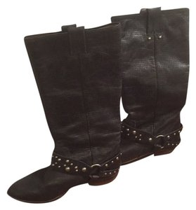 Lucky Brand Blac Boots
