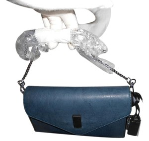 Joy Gryson Convertible Made Ink Clutch
