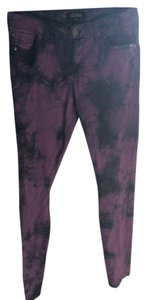 H&M Skinny Pants Purple