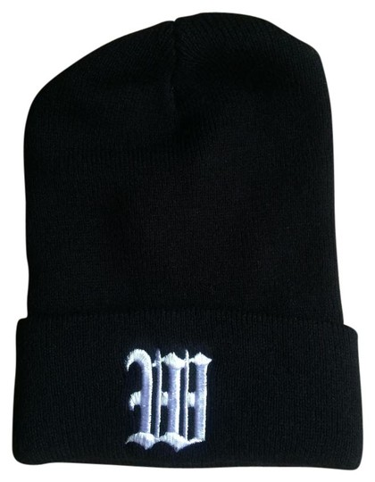 unknown Lettered Beanie - W