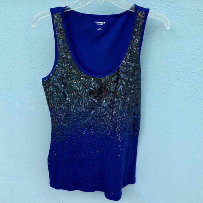 Preload https://img-static.tradesy.com/item/9656212/express-blue-sexy-basic-sequin-tank-topcami-size-12-l-0-2-650-650.jpg