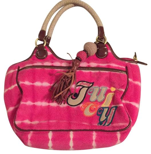Preload https://item5.tradesy.com/images/juicy-couture-pink-velour-satchel-9656239-0-1.jpg?width=440&height=440