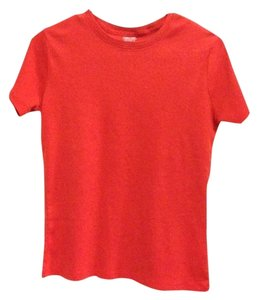Cherokee Cotton T Shirt Red