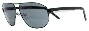 Just Cavalli Just Cavalli Black Classic Aviator Sunglasses