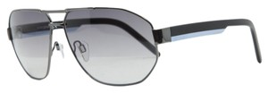 Just Cavalli Just Cavalli Ruthenium Classic Aviator Sunglasses