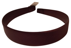 L. Erickson L. Erickson brown satin headband