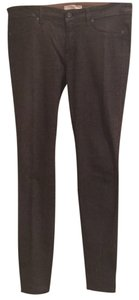 Rich & Skinny Straight Pants Brown