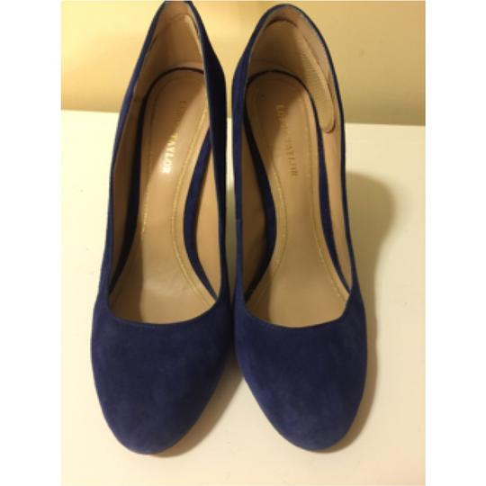 Lord & Taylor Blue and teal Pumps