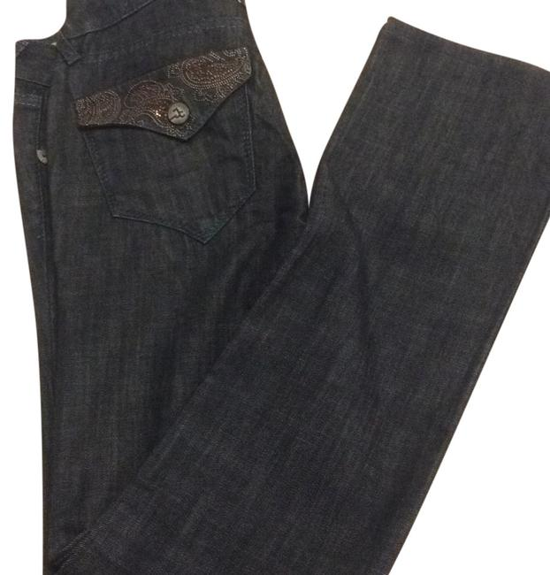 Preload https://item3.tradesy.com/images/j-and-co-jeans-denim-boot-cut-jeans-size-27-4-s-9656962-0-1.jpg?width=400&height=650