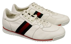 Gucci Mens Leather Running Athletic