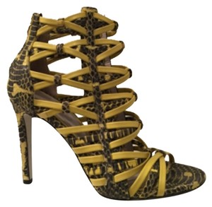 Jason Wu Yellow Citron Boots