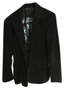 Juicy Couture mens velour blazer Blazer