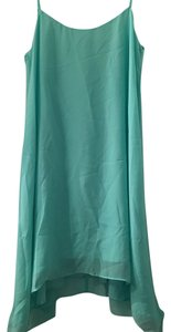 BCBGeneration short dress Aqua mist mint green on Tradesy