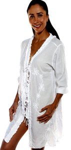 Lirome Boho Beach Resort Nautical Tunic