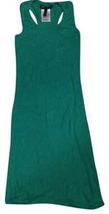 Green opal Maxi Dress by BCBGMAXAZRIA