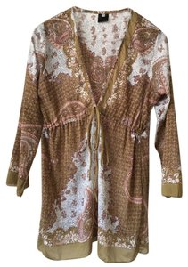 Other Beautiful Paisley Beach Cover Up Dress