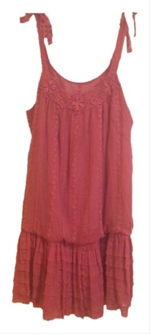 Tt Collection by Tiffany Saidnia short dress Pink on Tradesy