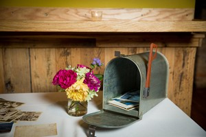 BHLDN Love Letters Mailbox Other