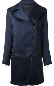 Rag & Bone Rally Blue Coat