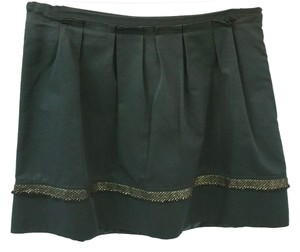 Mossimo Supply Co. Pleated Skirt BLACK