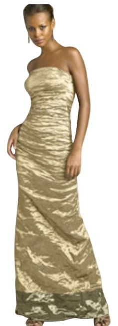 Item - Olive Collection Long Formal Dress Size 0 (XS)