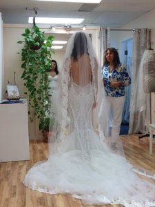 Galia Lahav Greta Gargo: Age Of Jazz Collection Wedding Dress