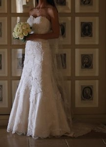 Monique Lhuillier Laurence Wedding Dress