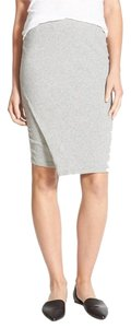 James Perse Skirt Heather Gray