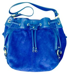 Tignanello Draw String Shoulder Bag