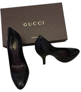 Gucci Pump Heels Black Pumps