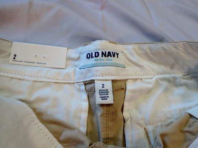 Old Navy Shorts Rolled Oats