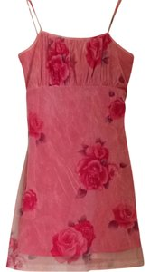 Le Chateau short dress Pink on Tradesy
