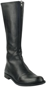 LD Tuttle Leather Handmade Leather Sole black Boots