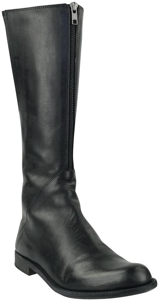LD LD LD Tuttle Black The Abyss Calf Length Boots/Booties 1c8ae0