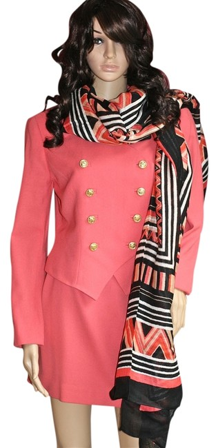 Preload https://item1.tradesy.com/images/bicci-coral-skirt-suit-size-6-s-966460-0-0.jpg?width=400&height=650
