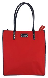 Kate Spade Red Navy Tote