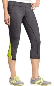 Old Navy Active Compression-Mesh Capris