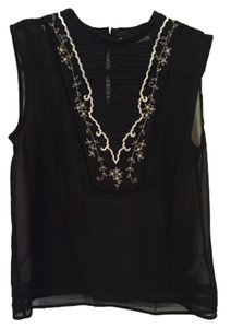Hinge Top Black