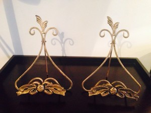 Goldsign Gold Display Easels Ceremony Decoration