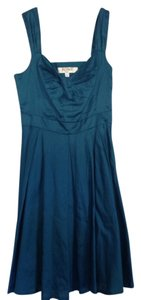 Romy short dress Teal on Tradesy