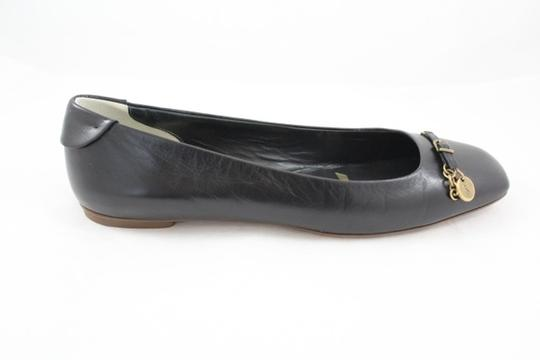 Saint Laurent Ysl Yves Ballet Black Flats