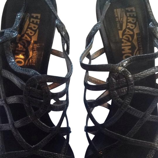 Preload https://img-static.tradesy.com/item/967171/salvatore-ferragamo-black-leather-black-suede-stappy-textured-sandals-size-us-85-regular-m-b-0-0-540-540.jpg