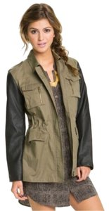 Lucca Couture Military Jacket