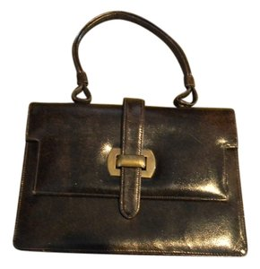 susan gail original Classis Signature Vintage Handbags 1960's Handbags Satchel in brown